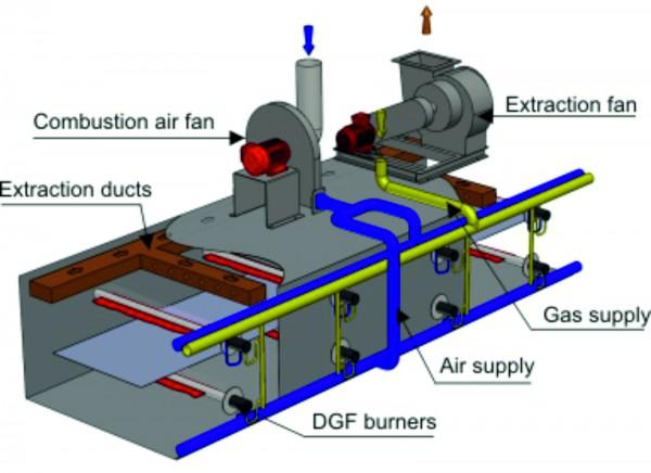 DGF diagram